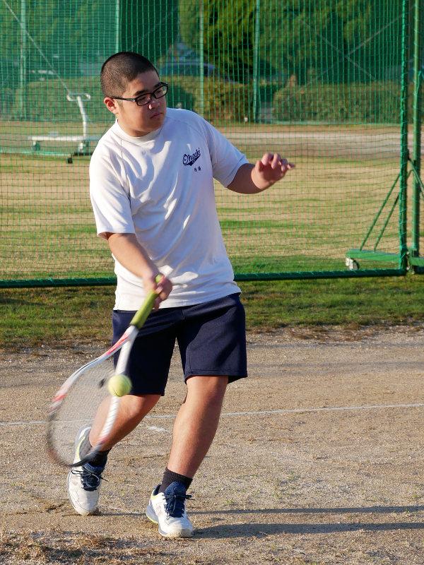 大柿高校 テニス部