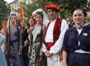 Zuricheko Folklore Jaialdian dantzatuko du Kezka dantza taldeak uztailaren 1etik 3ra