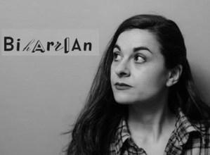 Ainara LeGardon musikariak jabetza intelektualari buruzko tailerra emango du Biharrian-en