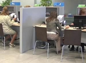 """Mikel Azkarate, Ogasuneko teknikaria: """"Administrazioarekin euskaraz aritzeko kultura soziala zabaldu nahi dugu"""""""