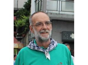 """Jesus Mª Olmedo 'Kata' (Amañako danborrada): """"Oraindik ere urduri jartzen gara danborradan irteten garenean"""""""