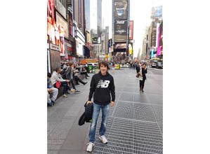 Asier Cuevas 31. izan da New Yorkeko Maratoian