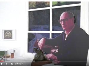 Jose Kareaga artistaren erakusketa monografikoaren BIDEOA ikus daiteke Eibarko Udalaren webgunean