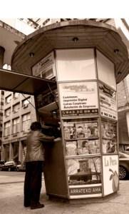 """""""Untzagako kioskoa"""" (Julio Calleja)"""