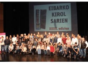 XXIV. Eibarko Kirol Sariak banatuko dira Gabon Zahar eguerdian