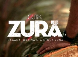"""""""Gutik Zura"""" dokumentala emango dute domekan Topalekuan"""