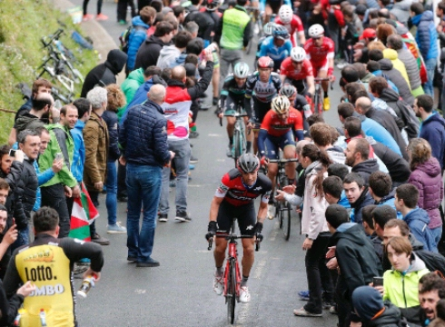 Publiko barik igoko dute Arrate Espainiako Vueltan