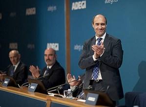 Eduardo Zubiaurre hautatu dute Confebaskeko presidente izateko