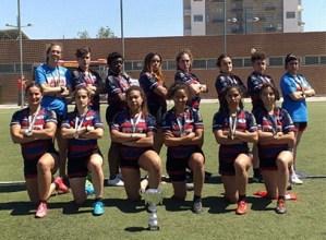 Eibar Rugby Taldea Espainiako Federazioak hartutako erabakiaren aurka azaldu da