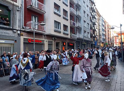 [ARGAZKIAK] Euskal Jaiak asteburuan laga dizkigun irudiak MEDIATEKAN bildu ditugu