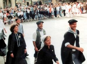 Gaurtik hasita, asteburu osoan ospatuko dugu 54. Euskal Jaia