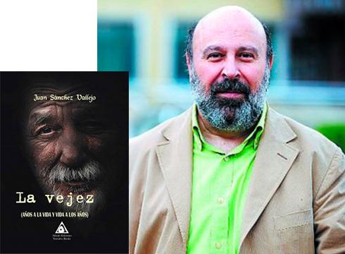 Juan Sanchez Vallejok 'La vejez' liburua aurkeztuko du bihar