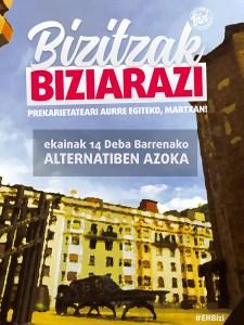 Alternatiben Azoka @ Eibarko Bizikleta Plazan (euria bada, Topalekuan)