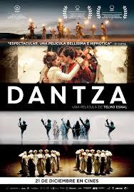 Zinema kalean: Dantza @ Untzaga plazan
