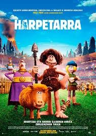 """ZINEMA KALEAN: """"Harpetarra"""" @ Untzagan"""