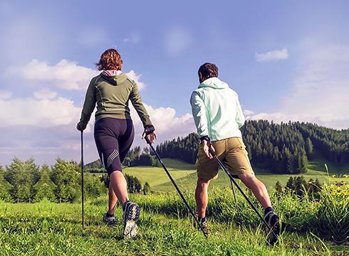 """Barixakura arte eman daiteke izena """"Nordic Walking Bataioa"""" ikastaroan parte hartzeko"""