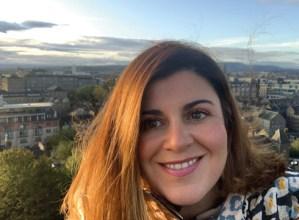 """Ainara Lavado: """"Hedabide jeneralistentzat erronkak handiak badira, are gehiago txikientzat"""""""