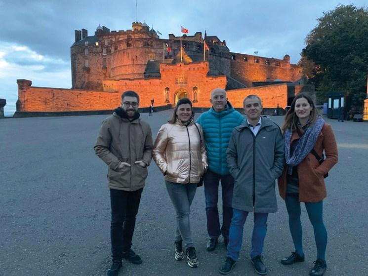 Edinburgo taldekoa