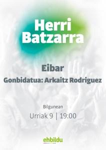 Herri Batzarra (EH Bildu) @ Bilgunean