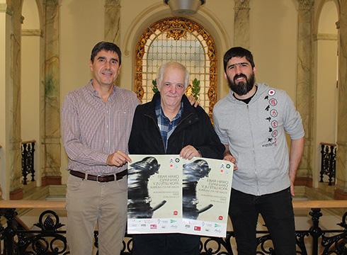 Asteburuan 150 kirolari bilduko dituen Eibar Hiriko Espainiako V. Jiu Jitsu Kopa aurkeztu dute