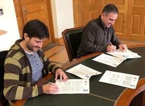 Lankidetza-hitzarmena sinatu dute Udalak eta Espainiako Astronomia Elkarteak