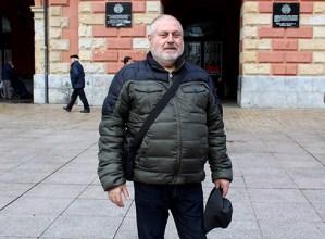 """Javier Gabantxo, pentsioduna: """"Jendea greba egiteko ilusio eta gogoarekin ikusten dugu"""""""