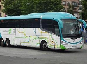 Amarako autobus geralekua ez kentzeko eskatu diote Rafaela Romero Mugikortasuneko diputatuari