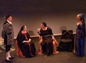 Juana erreginari buruzko antzezlana taularatuko dute gaur Coliseoan