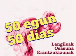 Joaquin eta Alberto desagertu zirela 50 egun betetzen direla kazerolada deitu dute gaurko, 20:30ean
