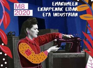 """Barixaku arratsaldean aurkeztuko dute """"Emakumeen Ekarpenak Eibarko industrian"""" liburua"""