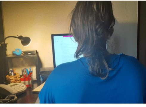Seme-alabei online zereginetan laguntzeko zerbitzua jarri du martxan KZguneak
