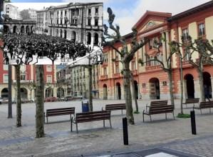 89 urte geroago, lepo bete zen plaza huts-hutsik