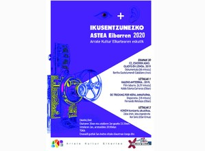 Aurten ere Ikusentzunezko Astea egingo da, Arrate Kultur Elkartearen eskutik