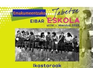 Udazkeneko Jabetze Eskolako ikastaroetan izena emateko azken egunak