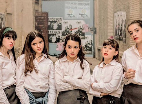 """""""Las niñas"""", """"Greenland"""" eta """"After"""" asteburuko zine-karteldegian"""