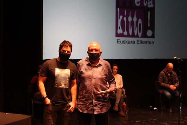 """Jesus Mari Gisasola """"Trunboik"""" irabazi du 2. saria kategoria nagusian."""
