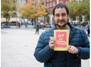 'Hoy es mañana' liburua aurkeztuko dute bihar Portalean
