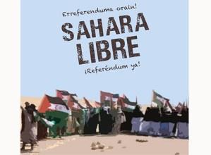 Mendebaldeko Saharako su-etenaren urraketa salatzeko kontzentrazio bateratua deitu dute zapatu eguerdirako
