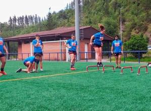 Avia Eibar Rugby taldeak asteburuan debutatuko du 1. Mailan
