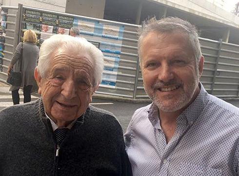 40 urtez Eibarko anbulatorioan pediatra modura aritu zen Don Basilio hil da