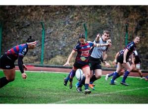 Eibar Rugby Taldeak lidergoa hartu du iazko txapeldunari irabazi eta gero