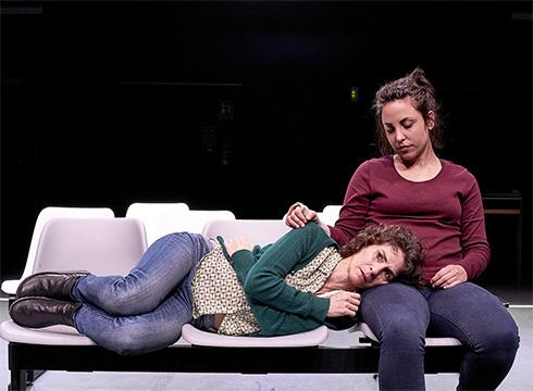 """Histrion Teatrok """"La Isla"""", Juan Carlos Rubioren drama aurkeztuko du gaur Coliseo antzokian"""