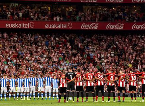 Athleticen eta Realaren arteko Kopako finala publiko gabe jokatuko da