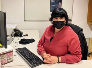 """Araceli Guerrero: """"Mekanizatua eta zaintza-arloaren inguruko ikasketak dira gehien eskatzen direnak gure eskualdean"""""""