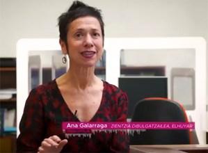 Txertoa berdintasunez eskuratzeko helburua duen COVAX ekimena azaldu du Ana Galarragak