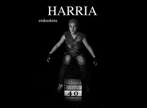 """Juan Antonio Palacios argazkilariaren """"Harria"""" erakusketa zabaldu dute Barakaldon"""