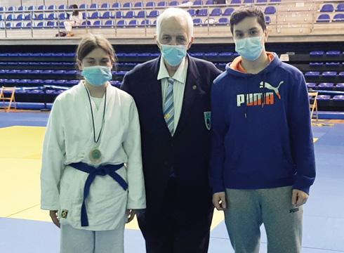 Kalamuako judokek hainbat lehiaketetan dihardute