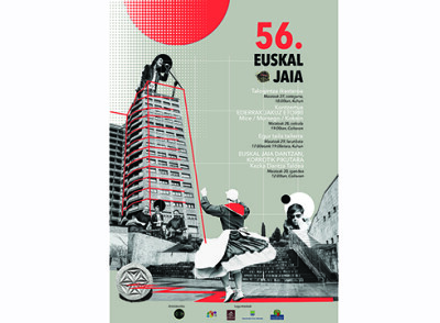 Euskal Jaiaren 56. edizioa ospatuko da maiatzaren 27tik 30era Eibarko Klub Deportiboaren eskutik