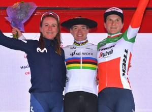 Van der Breggenek irabazi du Eibarko Hiria Sari Nagusia