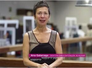 """Animaliak eta birusaren transmisioa izan ditu hizpide Ana Galarragak """"Teknopolis"""" saioko bere tartean"""
